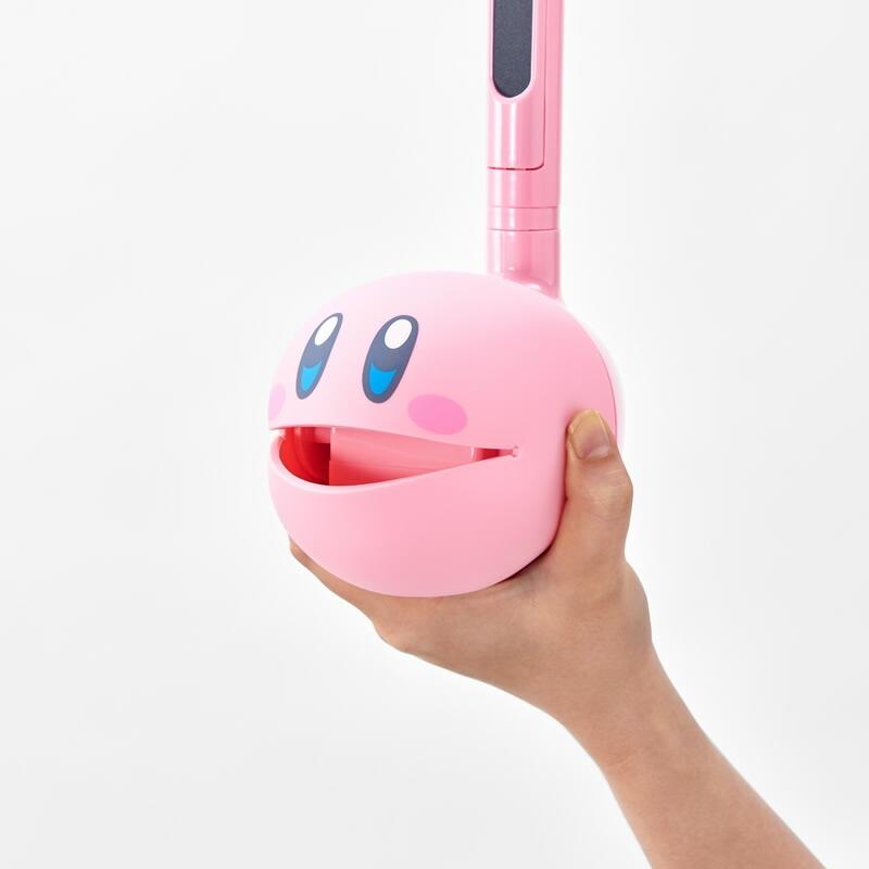 明和電機 オタマトーン デラックス カービィ Ver.【Otamatone Deluxe Kirby】