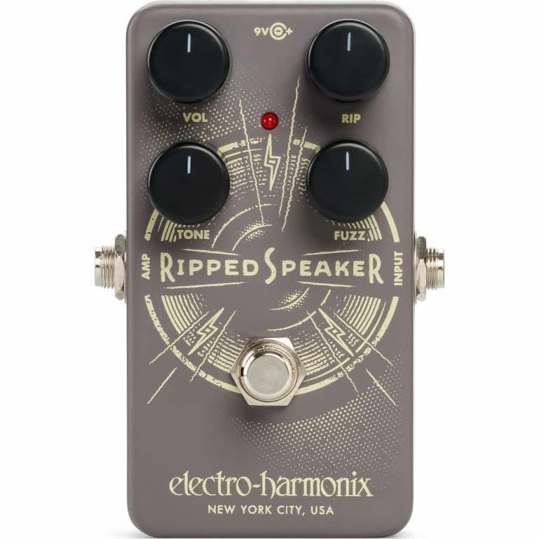 【ピック10枚セット付き!】Ripped Speaker (リップドスピーカー) ファズ【Electro-Harmonix/EHX/エレクトロ・ハーモニクス/エレハモ】【エフェクター】
