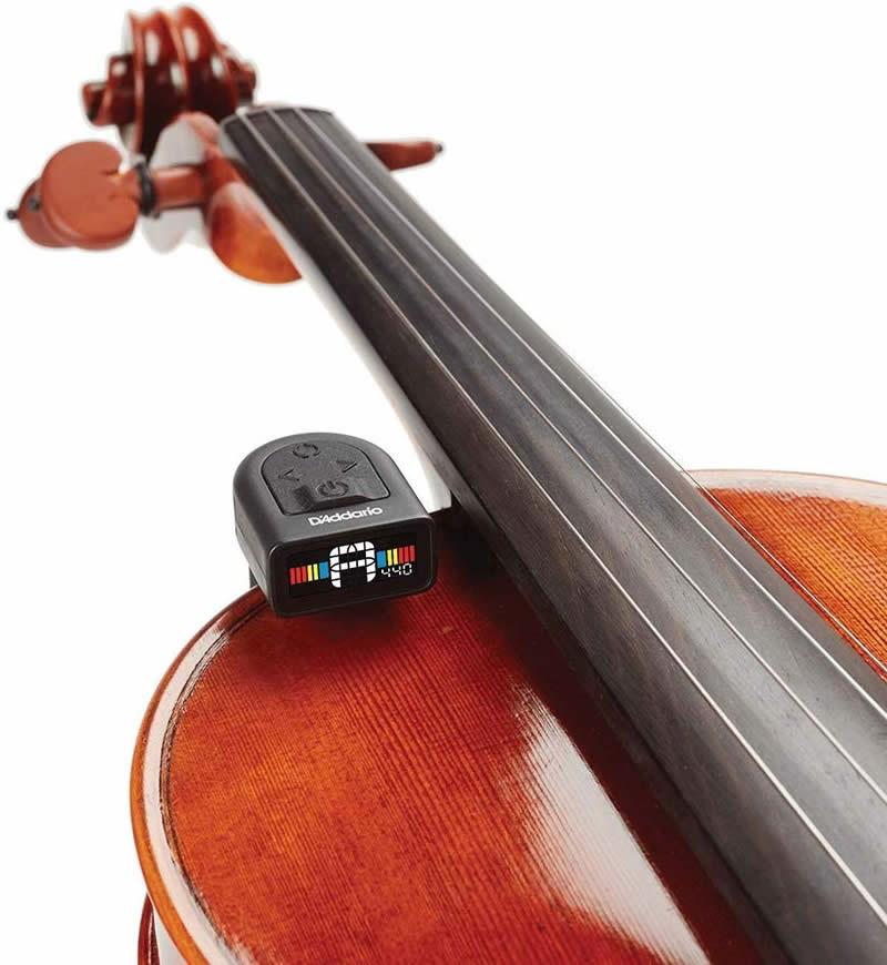 D'Addario バイオリン・チューナー PW-CT-14 NS Violin Tuner【ダダリオ planetwaves プラネットウェイヴス pwct14】