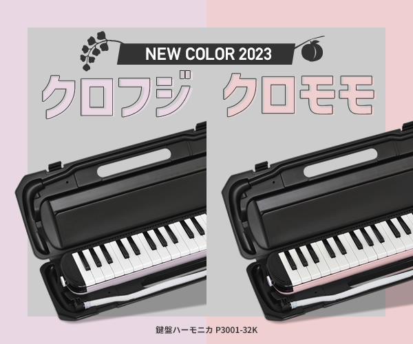 【2点以上でさらに値引き!】鍵盤ハーモニカ メロディピアノ P3001-32k【ドレミファソラシール付き】[アルト P-300132K Melody Piano メロディーピアノ P-32 32鍵] *
