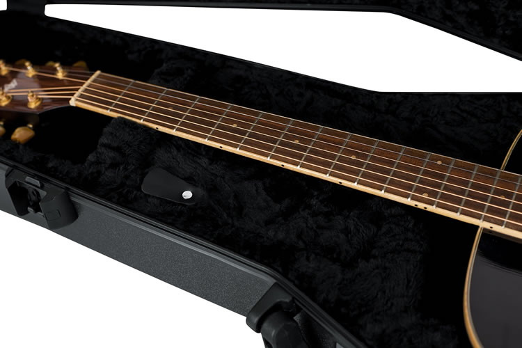 GATOR ゲーター アコースティックギター用 ハードケース TSA Guitar Series 軽量設計 GTSA-GTRDREAD【発送区分:大型】