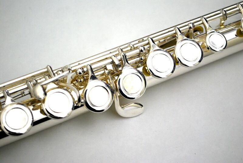 Soleil フルート SFL-2/SV(単品)【ソレイユ SFL2SV 管楽器】