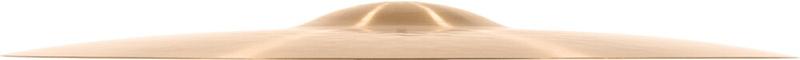 MEINL シンバル Pure Alloy シリーズクラッシュシンバル 16