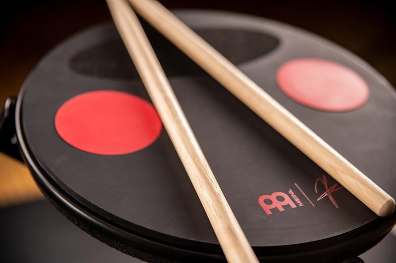 MEINL トレーニングパッド Anika Nilles シグネチャーモデル Split Tone Pad MSTP 【マイネル アニカ・ニルス 練習用パッド 】
