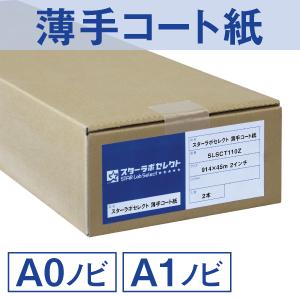 【サイト限定】スターラボセレクト 薄手コート紙