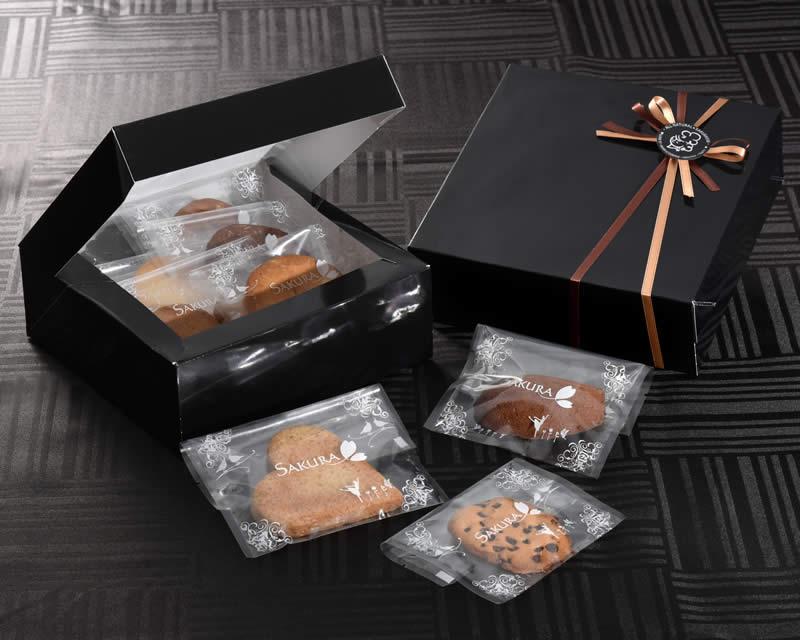 焼き菓子ギフト 化粧箱 M