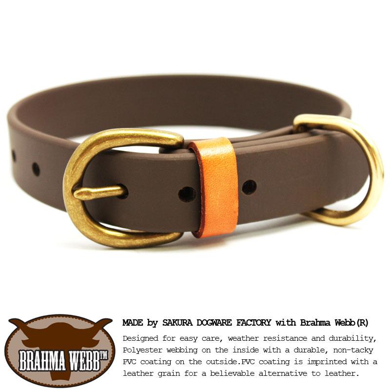全6色 24mm幅アウトドア首輪 防水性・柔軟性・耐久性に優れたハイテク素材の犬用首輪 長さもセミオーダーOK