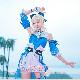 原神 げんしん genshin 琴 ジン 水着 コスプレ 衣装 cosplay イベント パーティー コスチューム 変装 仮装 uw1504