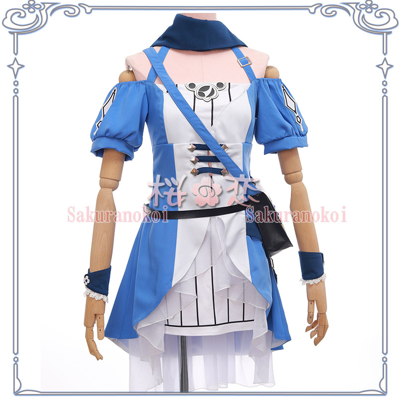 ウマ娘 コスプレ スーパークリーク 勝負服  コスプレ 衣装 全員 cosplay イベント パーティー cosplay 変装 仮装 iw616