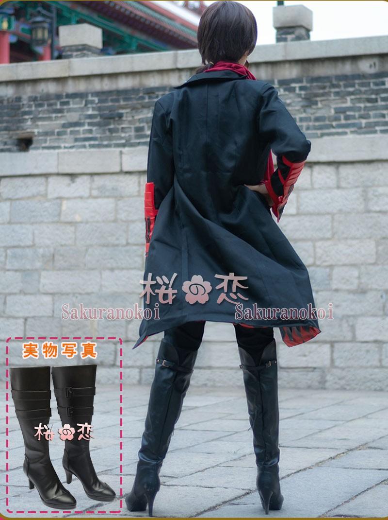 コスプレ衣装 刀剣乱舞 加州清光(かしゅうきよみつ)/イベント/コスチューム/ mls1004