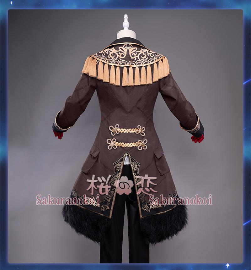 原神 げんしん genshin  ディルック コスプレ 衣装 cosplay イベント パーティー コスチューム 変装 仮装 uw1426