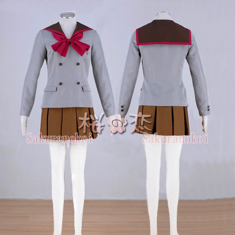 コスプレ衣装☆美少女戦士セーラームーン風 デザイン☆火野レイ 制服/tnm13B