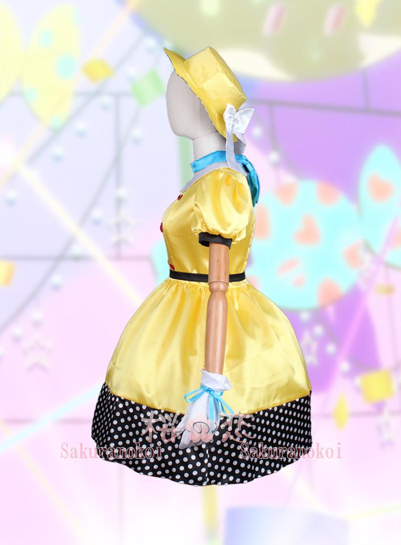 ラブライブ コスプレ 衣装 lovelive 虹ヶ咲学園スクールアイドル同好会 Butterfly / Solitude Rain / VIVID WORLD 中須 かすみ イベント パーティー  y3243