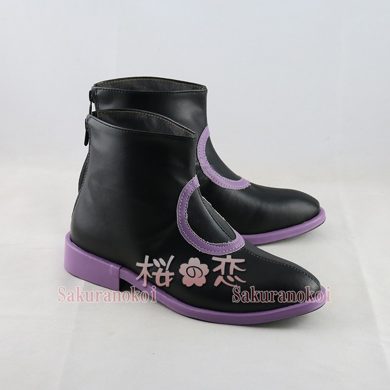 JOJO ジョジョの奇妙な冒険 メローネ 風 イベント FGO コスチューム 変装 アニメ コスプレ靴  cz2043
