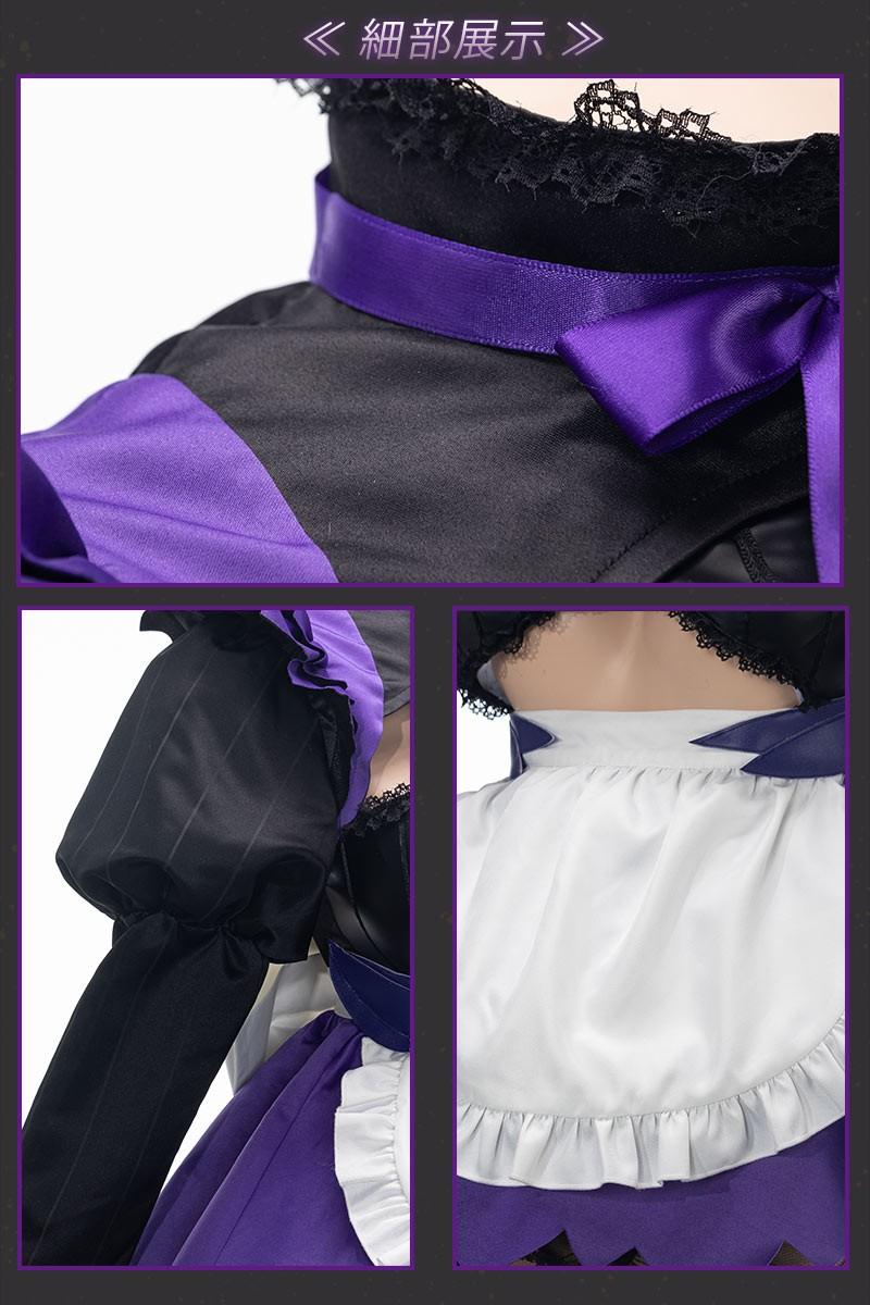 Fate Grand Order コスプレ  saber メイド コスプレ衣装 FGO コスチューム コミケ 仮装 uw663