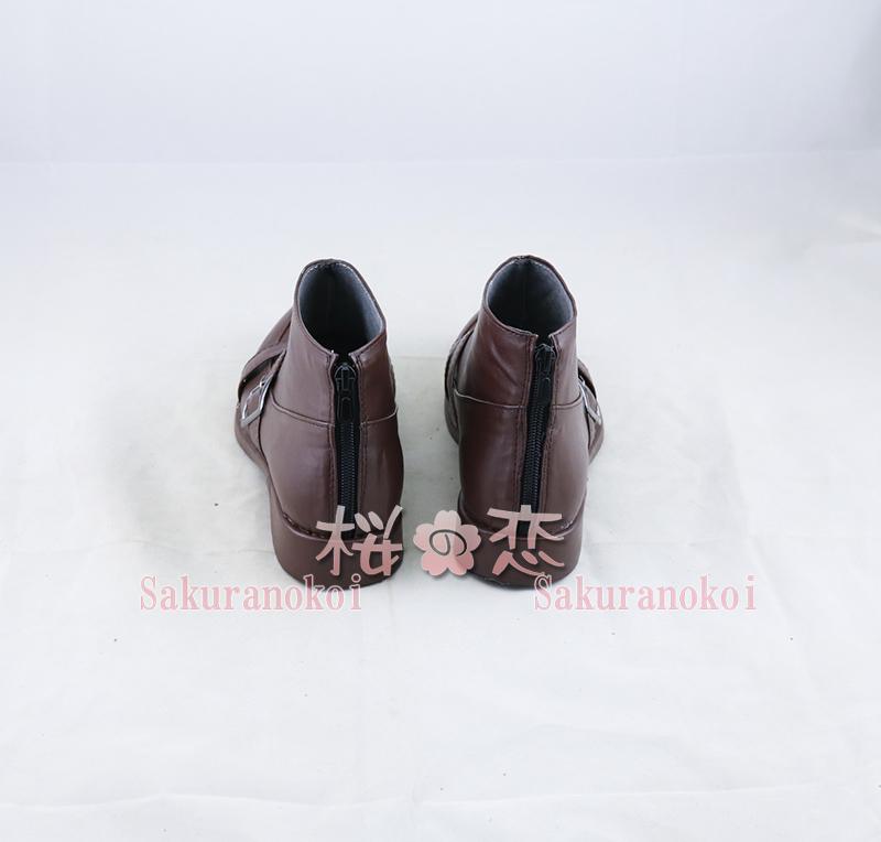 コスプレ靴 ◆ ヒプノシスマイク Division Rap Battle 伊弉冉 一二三(いざなみ ひふみ) 風 DRB コミケ 仮装 変装 cz1099
