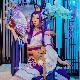 リーグ・オブ・レジェンド - League of Legends カシオペア LOL ハロウィン 仮装 変装 cosplay アニメ uw1360