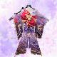 原神 げんしん genshin 稲妻 雷神バアル 雷電将軍(らいでんしょうぐん)コスプレ 衣装 cosplay イベント パーティー コスチューム 変装 仮装 uw1534