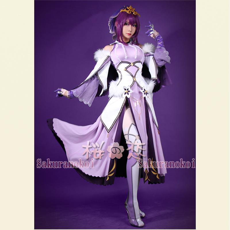 Fate Grand Order コスプレ フェイト グランドオーダー 風 魔槍 スカサハ 師匠 Caster 風 コスプレ衣装 FGO コスチュームhhc0866