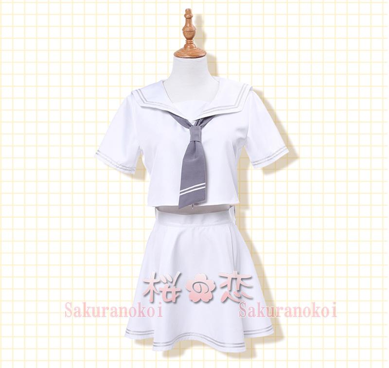 Fate Grand Order コスプレ ジャンヌ・ダルク 制服 風 コスプレ衣装 FGO コスチューム フェイト グランドオーダー LE005