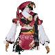 原神 げんしん genshin Yan Fei 煙緋 ヤンフェイ エンヒ コスプレ 衣装 cosplay イベント パーティー コスチューム 変装 仮装 hs014