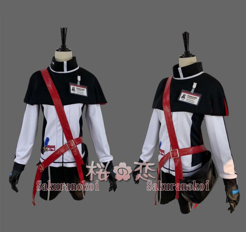 アークナイツ (明日方舟) テキサス Texas コスプレ衣装 コスチューム コミケイベント 変装 xy100