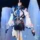 原神 げんしん genshin Eula ユーラ エウルア 衣装 cosplay イベント パーティー コスチューム 変装 仮装 mg061