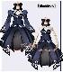 ポイント20倍実施中 Fate Grand Order フェイト グランドオーダー 風 Saber 黒 化 セイバー 風 ドレス コスプレ衣装hhc020
