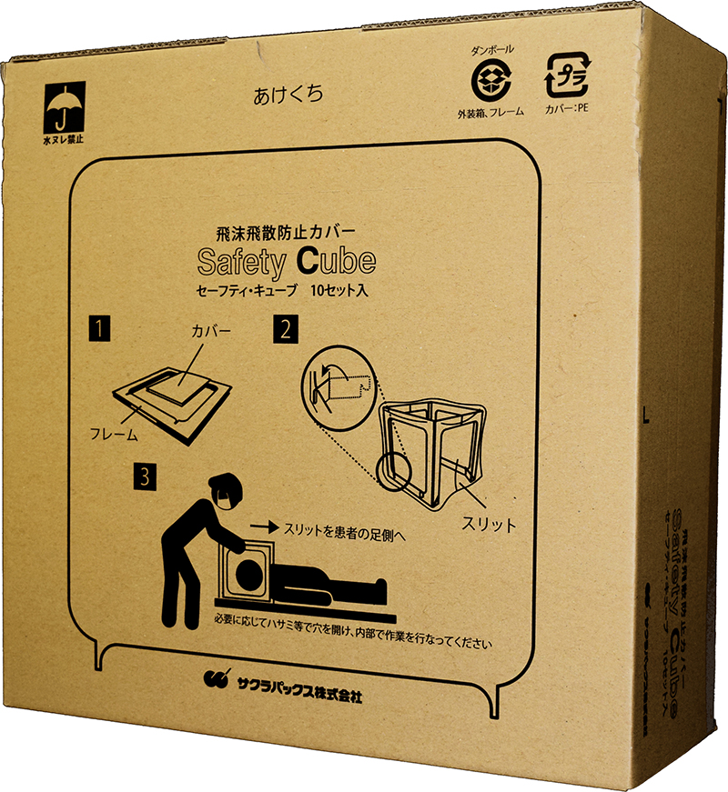 Safety Cube 10組入り