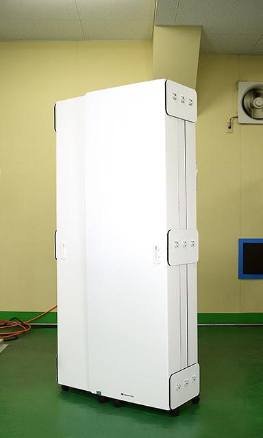 Safety Booth スタンディングタイプ