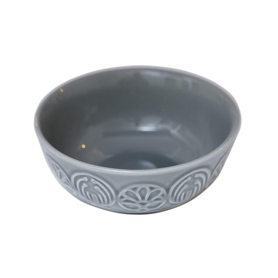 「器 花鳥風月」小鉢(グレー)