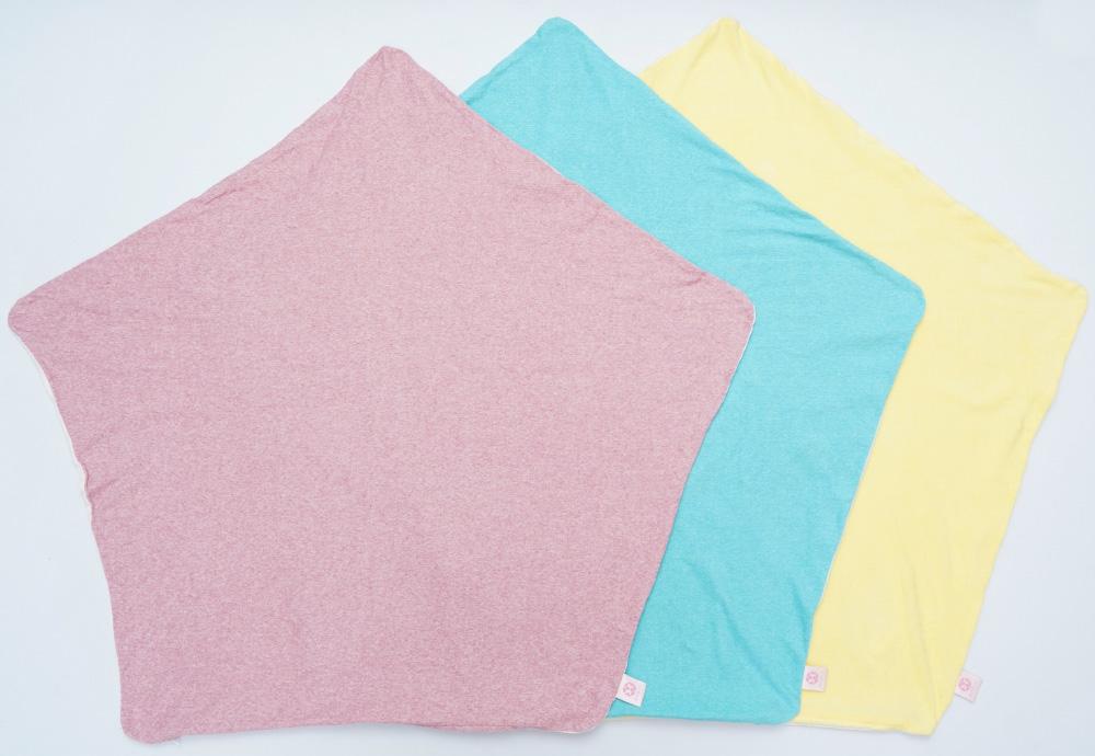 ぐっすり座布団専用カバー(ピンク)