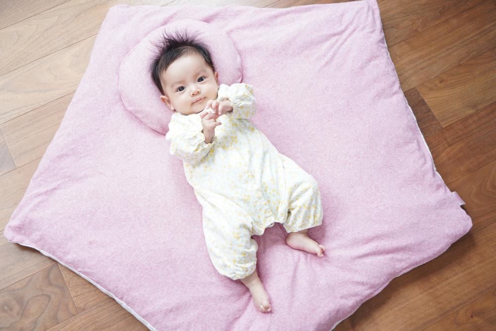 まんまる枕(ピンク)