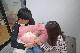 【セット】ぐっすり座布団本体&専用カバー全色(ターコイズ、ピンク、イエロー)