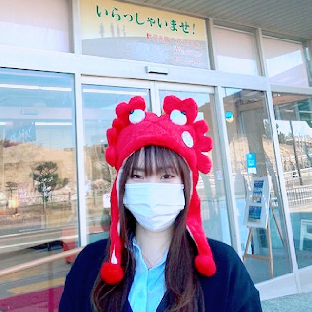 【大人気】かにキャップ カニ かぶりもの 蟹 帽子 仮装 変装 コスプレ