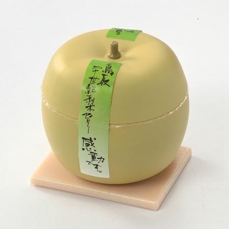 梨の味がギュッと!!鳥取二十世紀梨ゼリー 感動です
