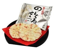 日本海産 のどぐろせんべい 2枚×16袋