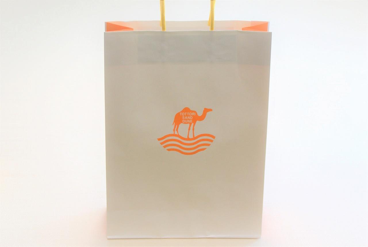 【ご贈答・贈り物に】らっ佃。&がっ佃。各2個セット(箱入り・手提げ紙袋付)