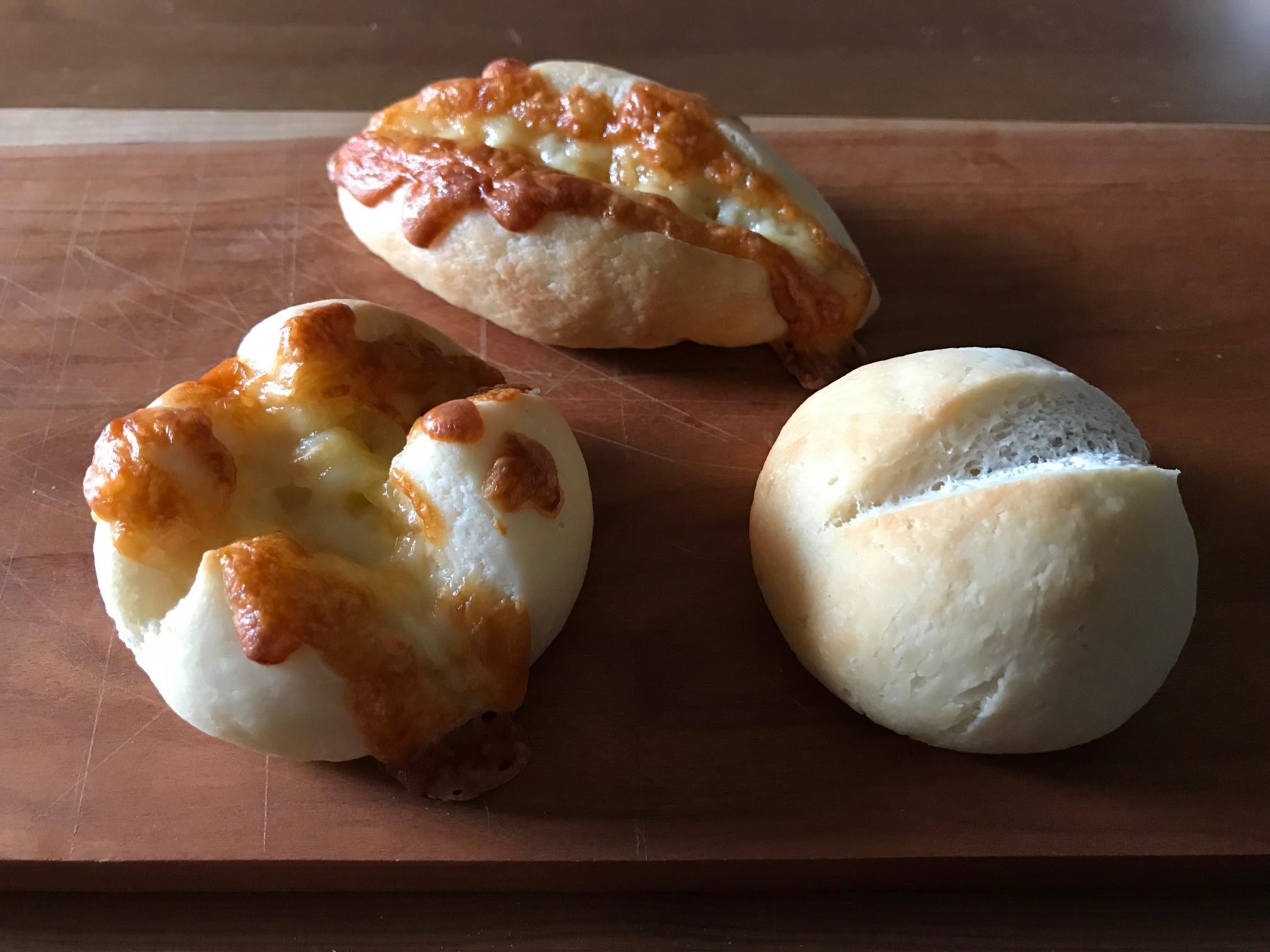 大塚せつ子の手成形できる米粉パン(パルコ出版)