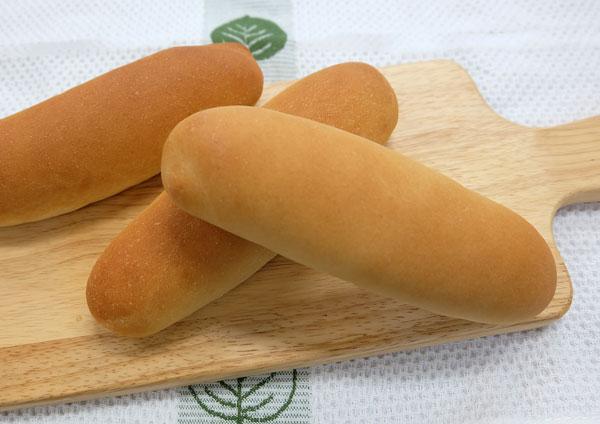 白神ドッグパン(3本入り)/白神こだま酵母使用サラのこだわりパン