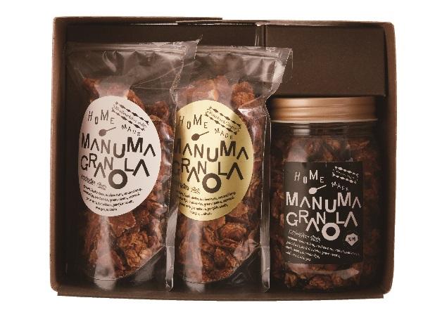 MANUMA グラナッツ 3種のセット(GG53)