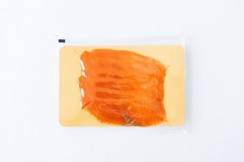 カナダ産紅鮭・スモークスライス(60g)