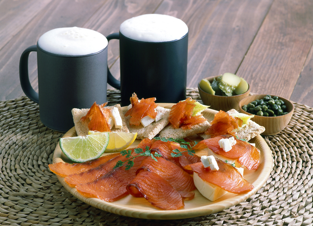 紅鮭ドライチップ(90g)