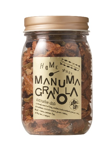 MANUMA グラナッツ (和三盆・生姜 190g)