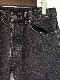 JOHN ELLIOTT THE KANE 2 (BLACK WASH) / ジョンエリオット テーパードデニム
