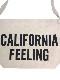 DRESSSEN BAG -CALIFORNIA FEELING - (UNBLEACHED) / ドレスセン ショルダーバッグ