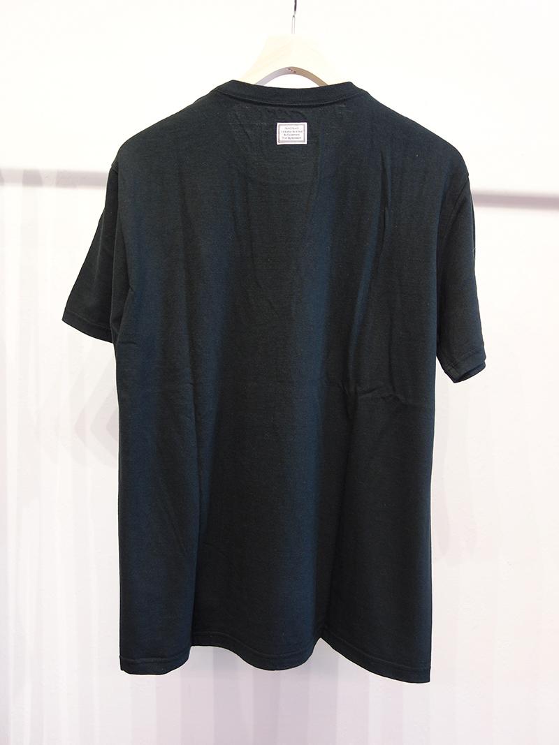 TANGTANG PRINT TEE - (BLK)  / タンタン プリントTシャツ ベートーベン