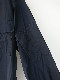 AURALEE A20SS01NL  LIGHT NYLON ZIP SHIRTS オーラリー 比翼ジップシャツ・ジャケット (DARK NAVY)