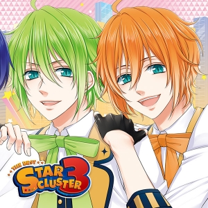 MARGINAL#4 THE BEST 「STAR CLUSTER 3」 エル・アールver (缶バッジ付)【全巻購入特典無】【早期予約特典無】