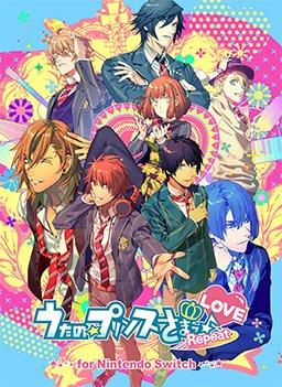 【NS】 うたの☆プリンスさまっ♪Repeat LOVE for Nintendo Switch (缶バッジ付)